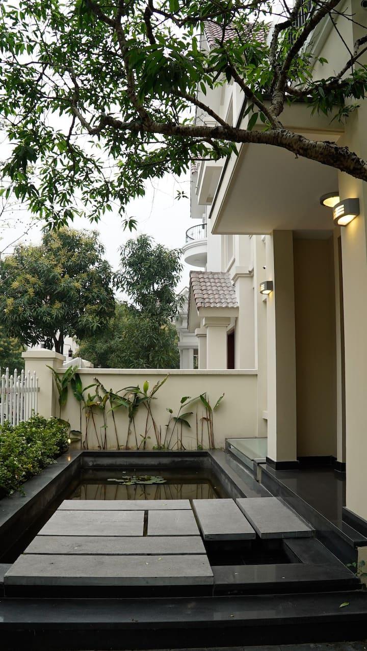 Vinhom Villa  for rent