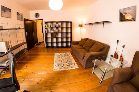 Apartament Półwiejska / Polwiejska apartment. - Poznań