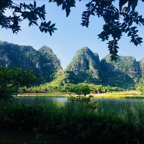 Trang An Nature Garden House