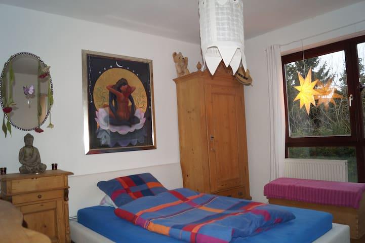 Zimmer, ruhig gepflegt und chic. - Heroldsberg - Leilighet