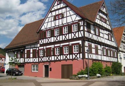 Ferienwohnung Schwalbennest - ANdiKE - Rudersberg - Huoneisto