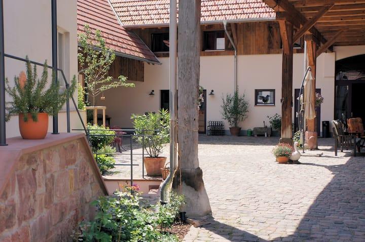 """""""Alte Werkstatt"""" im Storchenhof bei Freiburg"""