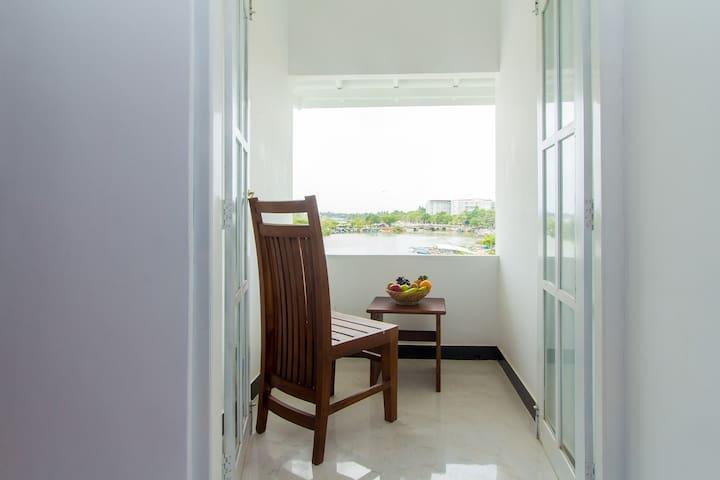 Kalapuwa Resort Negombo - Garden view