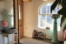 A peaceful Chambre in ecological artist villa