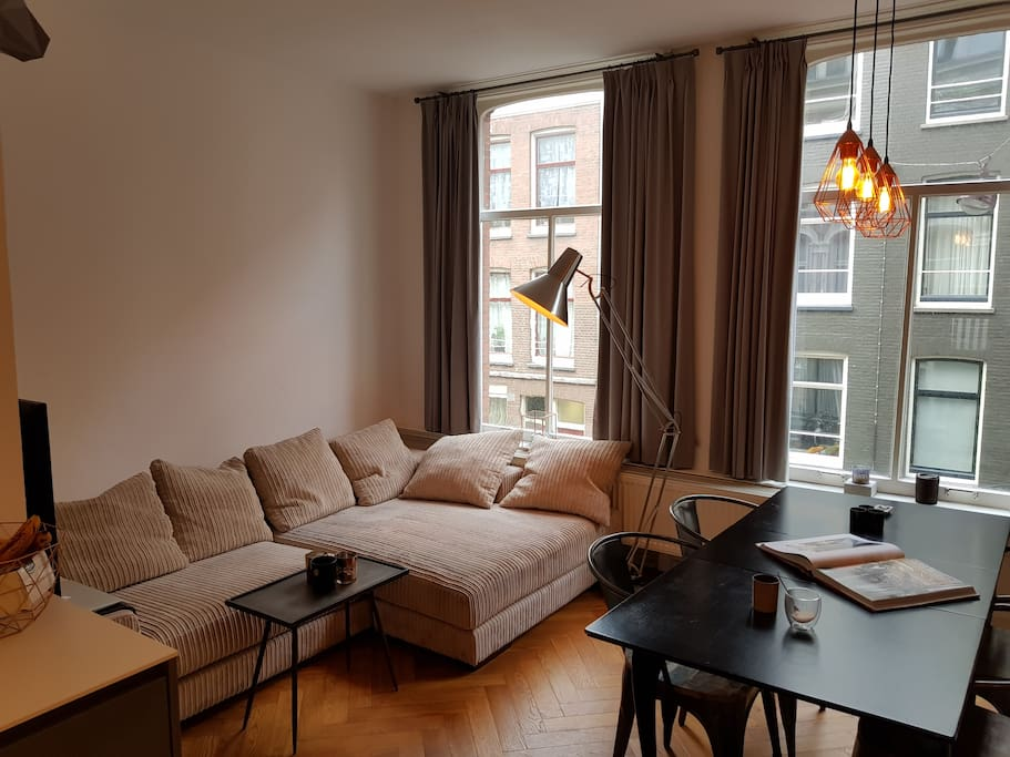 Cosy getaway in the heart of Amsterdam