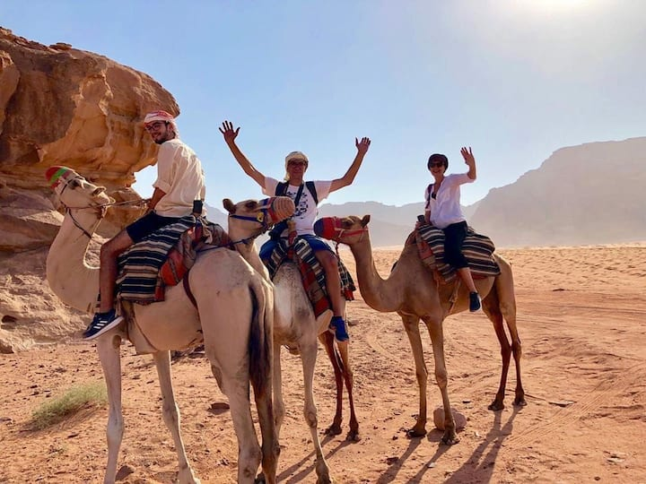wadi Rum heritage house(hostel) full  programs