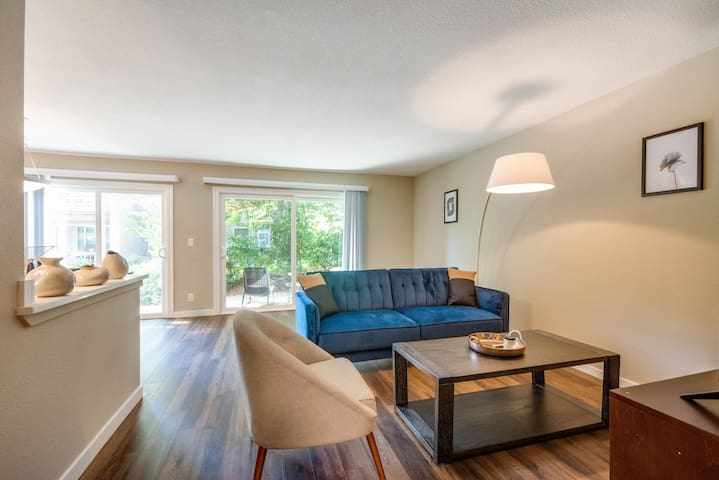Charming 1BR Apartment in Sunnyvale