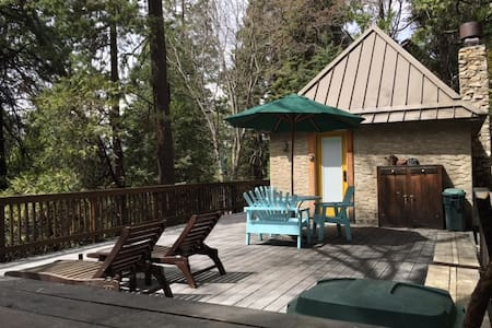 Tiny House - Lake Arrowhead - Lake Arrowhead - Kulübe