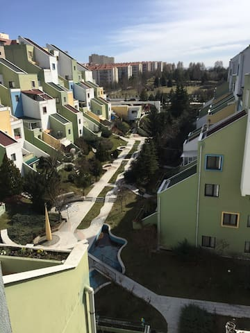 Full House in the Lungs of Ankara - Çankaya - Apartemen