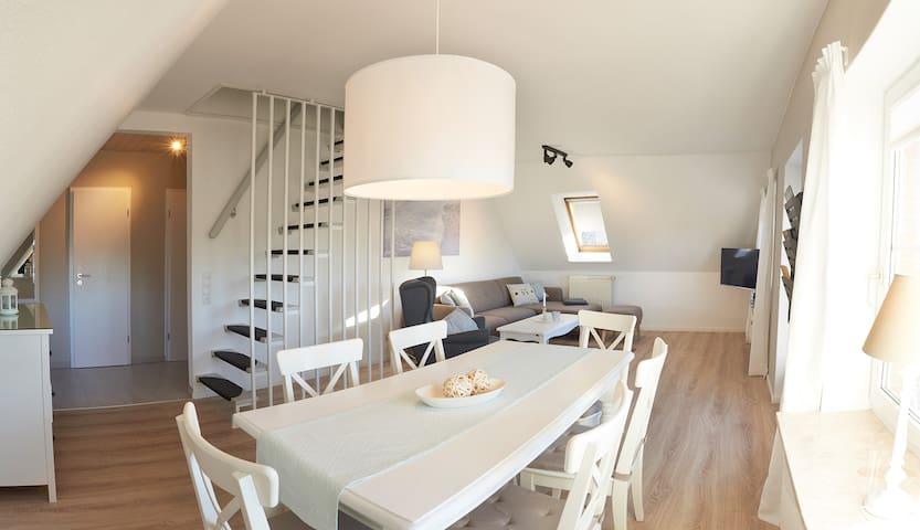 Ferienwohnug für 6 Pers. 200m zum See, Ostsee Nähe - Bünsdorf - Apartamento