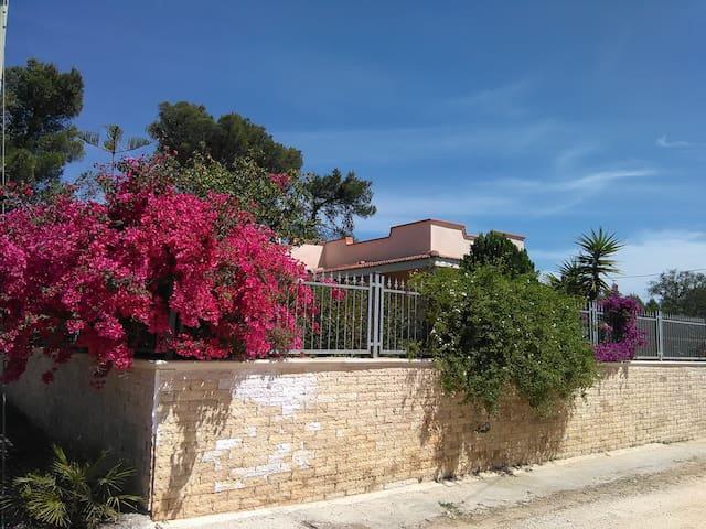 Villa Maria mit Meersicht