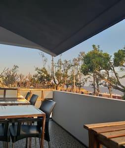 Gombe Ocean View - Room 1# (Breakfast included)