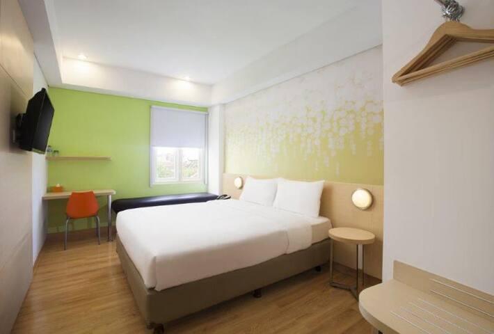 En-Suite Double Standard At Yogyakarta