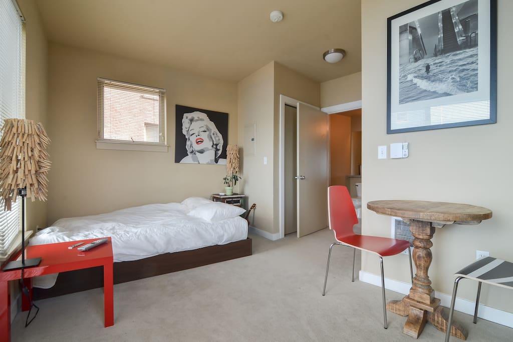 Crbogercom Capitol Hill Studio Apartments