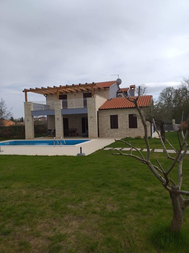 Villa Ragusa 6+2