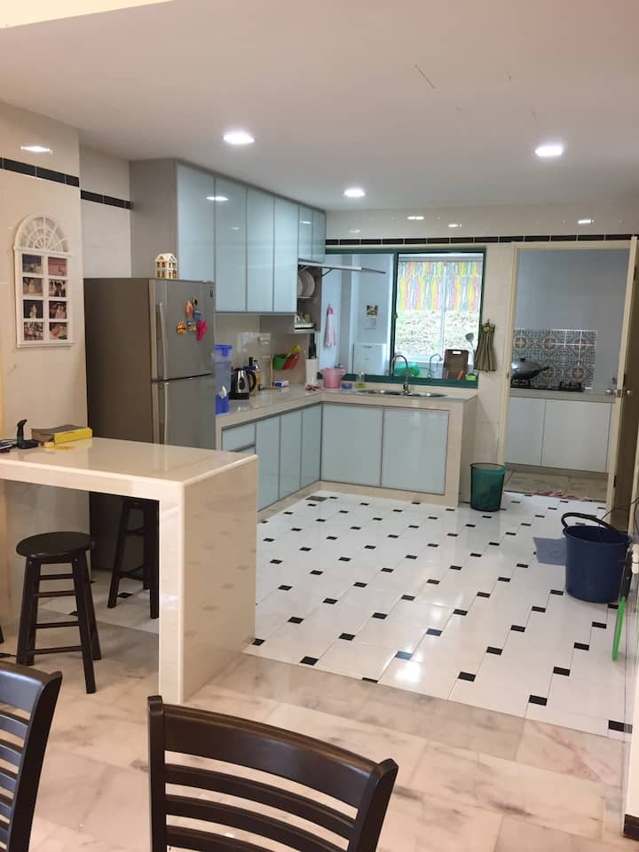 Leisure Octville Condo House- Bandar Seri Alam