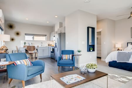 Private Carriage House in Denver's Chaffee Park