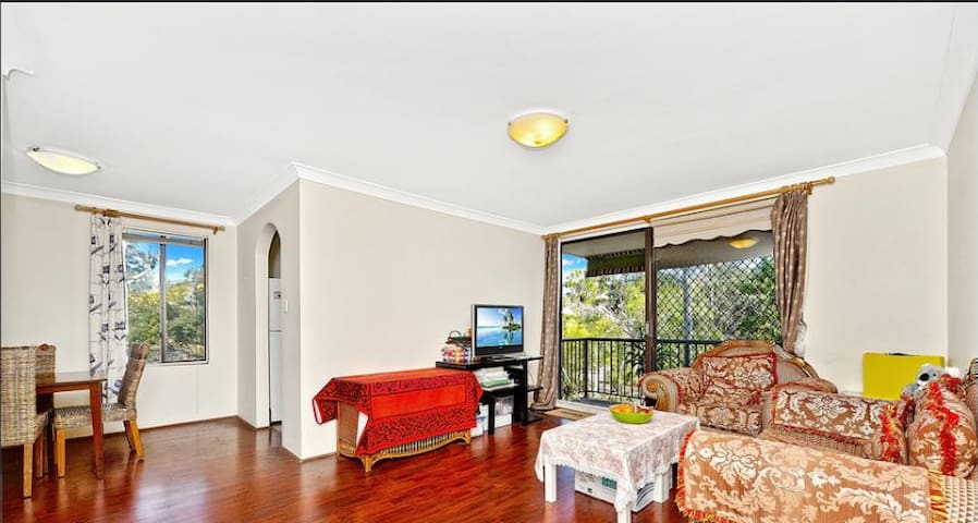 Flat close to MQUni and Macquarie Business Park - Marsfield - Appartement