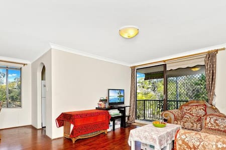 Flat close to MQUni and Macquarie Business Park - Marsfield - Leilighet