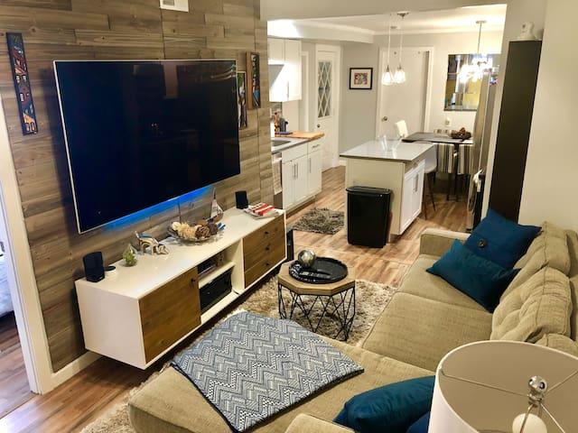 Cozy room 30 min away from Boston