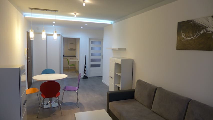 Nowoczesny apartament - Wrocław - Flat