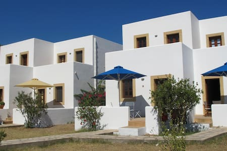 The 6 Houses_Blue - Patmos