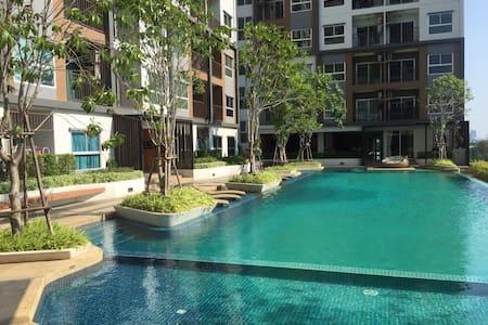 New room/pool/Chatuchak market - Nonthaburi