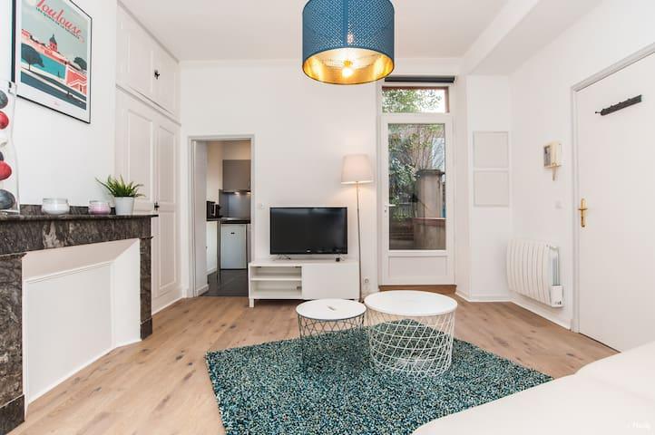 Appartement d'exception Toulouse Chalets
