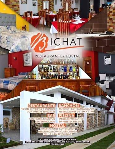 Restaurant hostal un espacio para el disfrute