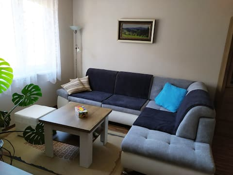 Príjemný apartmán s dobrou polohou