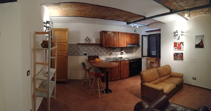 "Cozy two-roomed apartment ""La Quercia"""