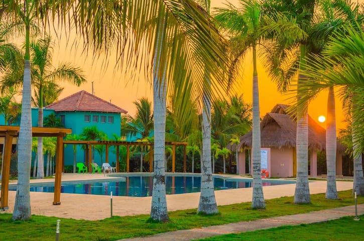 Increible Casa de Verano en Baru - Barú - Casa
