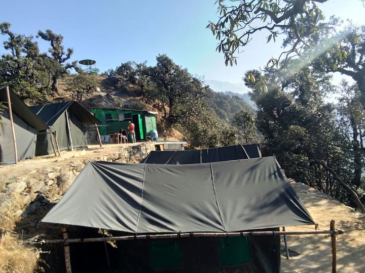 Chandershila Hike (Deoria Jungle camps)