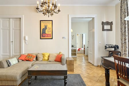 Vintage apartment in the heart of Krakow - Cracovie