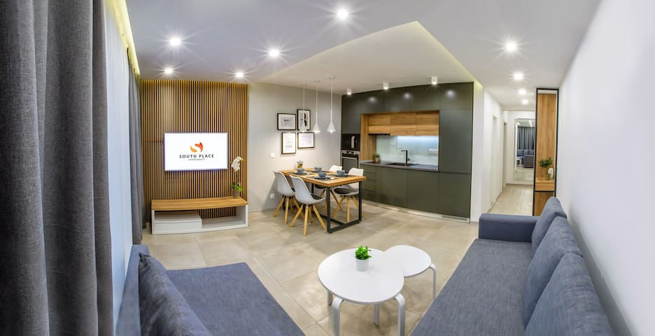 South Place - modern and attractive design
