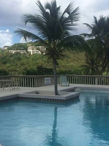 PRIVATE COZY ISLAND GETAWAY - Charlotte Amalie - Apartment