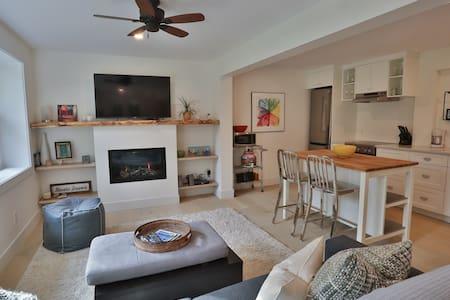 Rathtrevor Beach House Suite - 帕克斯维尔(Parksville) - 附属单元(In-law)