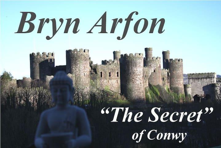 Conwy Apartment, Bryn Arfon - Conwy - Appartement