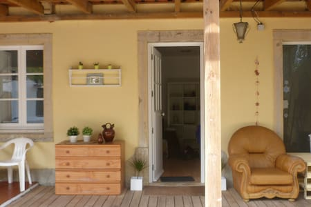 Cosy home with garden, 5min beach - Estoril