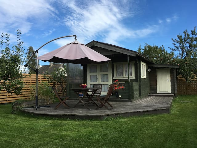Cosy private guesthouse with a terrace - Pärnu