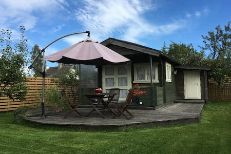 Cosy private guesthouse with a terrace - Pärnu - Guesthouse