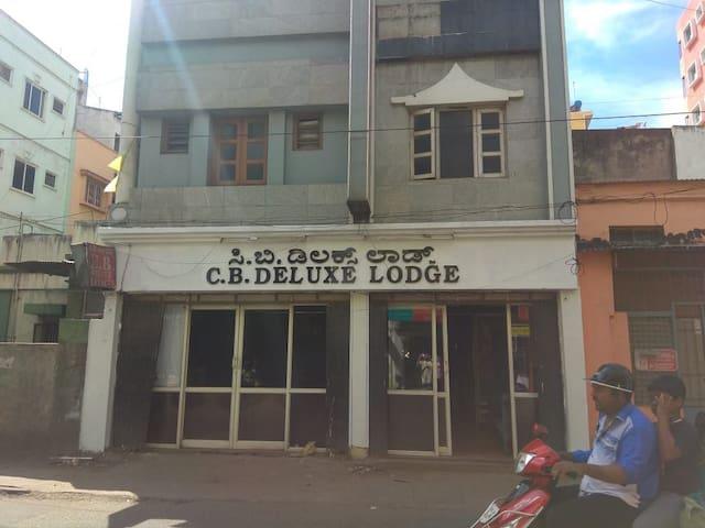 C B Delux Lodge
