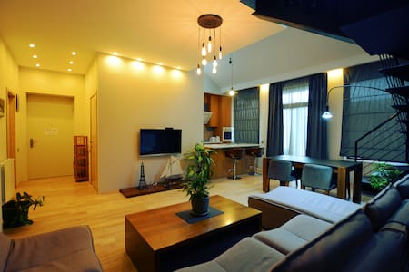 Luxury Apartment in the City Senter - Tbilisi