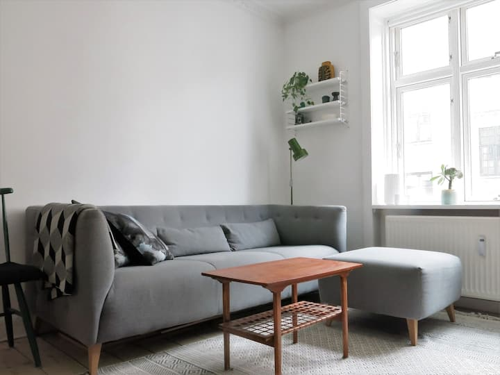 Vesterbro - 1 Bedroom - 2 People (1365-1)