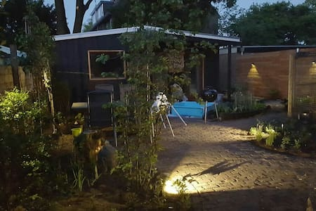 Charming guest house, Haarlem - Haarlem - Chalet