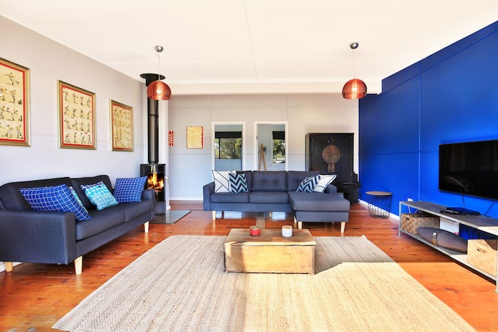Bluetongue@Culburra: Pet Friendly, 4 Mins to Beach