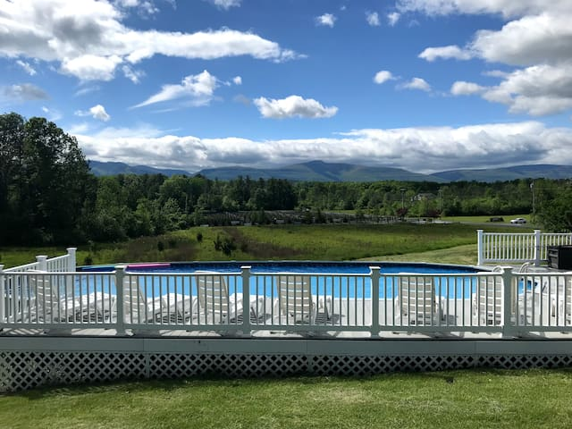 Next to Horse Show, Pool, Beautiful Views, Family
