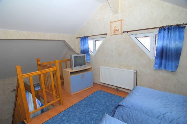 Family Room on Brasov Citadel Hill