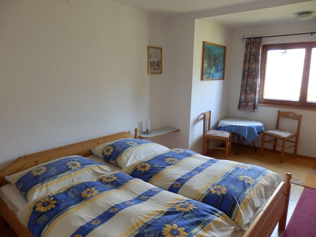 Haus steinwidder zimmer nr 3 bed breakfasts for for Haus bad aussee