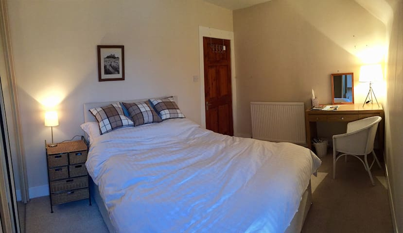 You room! Feather and non-feather duvets available. Let me know!